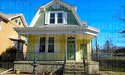 Building, 736 Main St, 0