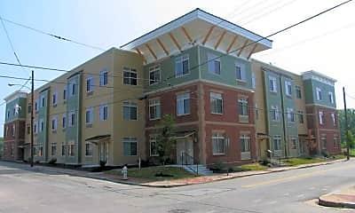 701 Saint James Street Apartments, 1