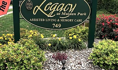 Legacy at Maiden Park, 1