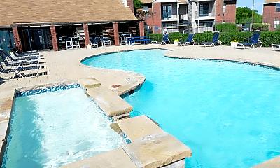 Pool, 501 E Pioneer Pkwy, 2