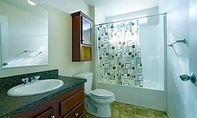 Bathroom, Woods Edge, 2