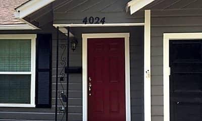 Building, 4024 Austin Ave, 1