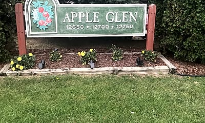 Apple Glen Apartments, 1