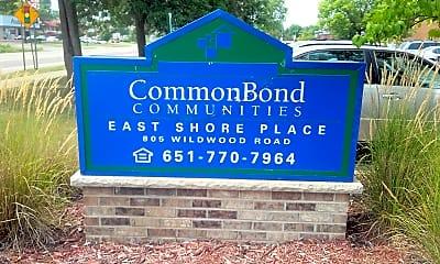 East Shore Place, 1