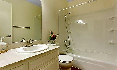 Bathroom, Crown Encino, 2