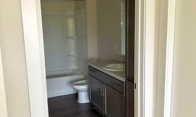 Bathroom, Miramonte Apartments and Homes, 2