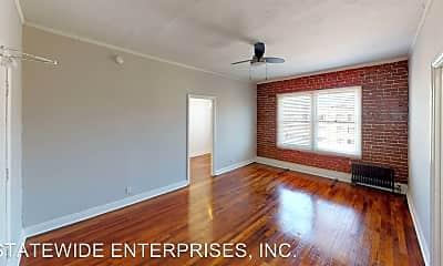 Bedroom, 939 S Gramercy Pl, 1