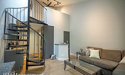 Living Room, 201 S Wright St, 1