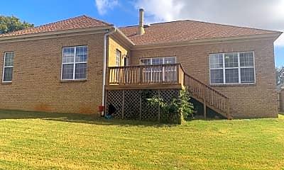 Building, 615 Castle Brook Dr, 2