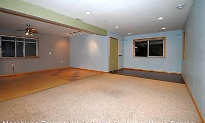 Living Room, 527 Beacon Rd, 1
