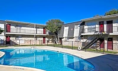 Pool, Horizon Apartments, 0