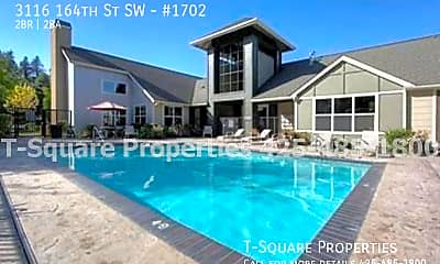 Pool, 3116 164th St SW #1702, 0