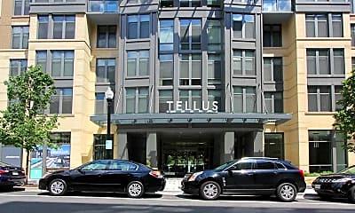Building, Tellus, 2