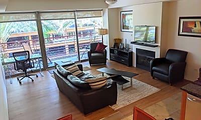 Living Room, 7147 E Rancho Vista Dr 3003, 0