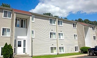 Building, Village Square Apartments, 0