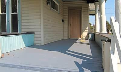 Patio / Deck, 723 Academy St, 2