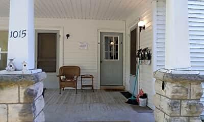 Patio / Deck, 1015 Humboldt St, 0
