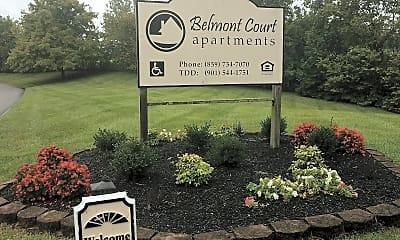 Belmont Court Apartments, 1