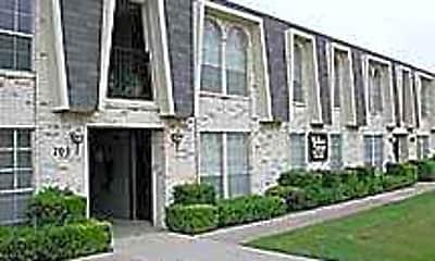 Ticknor Terrace, 1