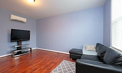 Living Room, 1726 H St NE, 0
