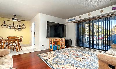 Living Room, 7523 175th St, 0