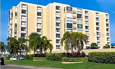 Building, 800 S Gulfview Blvd 302, 1