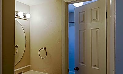 Bathroom, Parkwood Plaza, 2