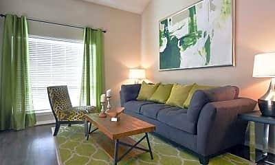 Living Room, Trailwood Village, 0