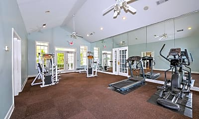 Fitness Weight Room, Aslan On The River, 0