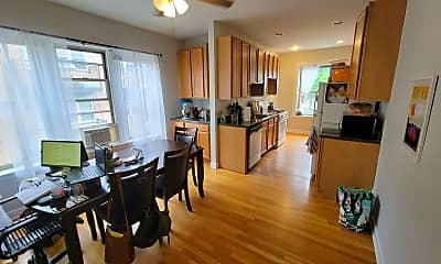 Dining Room, 6964 N Greenview Ave, 1