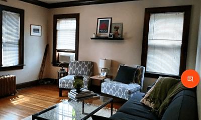Living Room, 220 W 40th St, 0