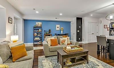 Living Room, 3511 14th St NW 1, 0