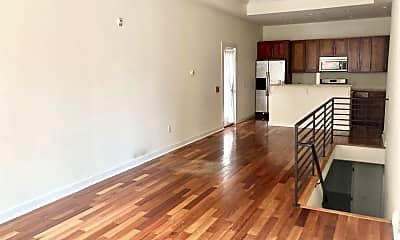 Living Room, 1603 Mt Vernon St, 0