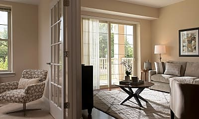 Living Room, Meridian At Eagleview, 2