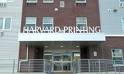 Harvard Printing Apartments, 1