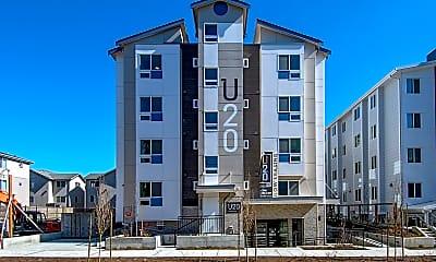 Building, 4536 20th Ave NE, 1