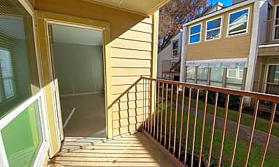 Patio / Deck, 9696 Walnut St 0707, 2