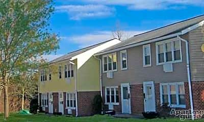 Mayflower Townhouse Apartments, 1