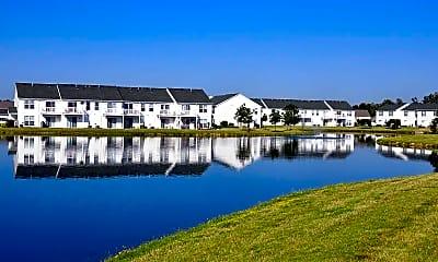 Building, Eastpointe Lakes, 1