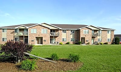 Building, Stone Ridge Apartments, 2