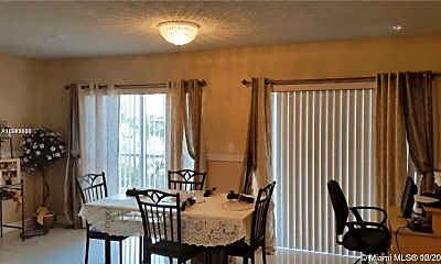 Dining Room, 140 NW 86th Pl, 1