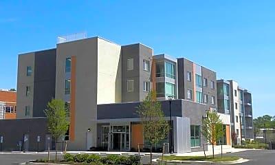 Building, Faison Residence, 1