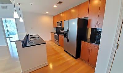 Kitchen, 950 West Peachtree Street  Unit 1211, 1