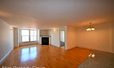 Living Room, 3165 Mission St, 1