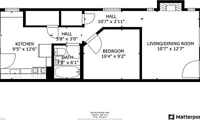Patio / Deck, 215 E Exposition Ave, 2