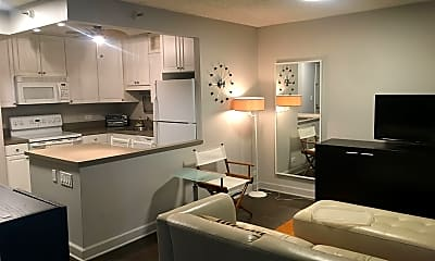 Kitchen, 10 E Ontario St APT 1007, 1