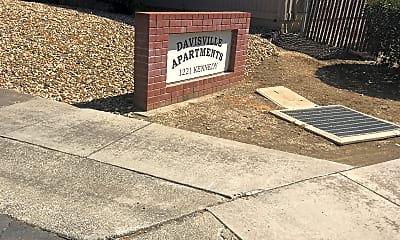 Davisville Apartments, 1