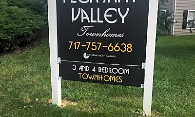 Pleasant Valley Townhomes, 1