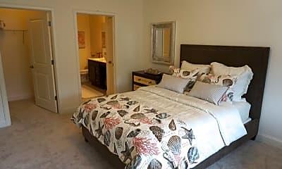 Bedroom, Parkside Village, 2