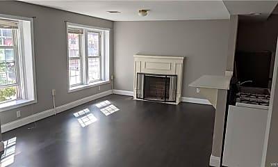 Living Room, 1068 Elmwood Ave 1, 1